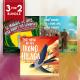 3-for-2 Eugene Evasco Stories